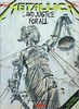 Metallica  ...And Justice for All Guitar Tab Songbook