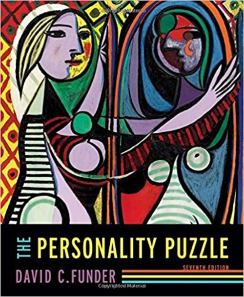Product picture The Personality Puzzle 7th Edition Funder