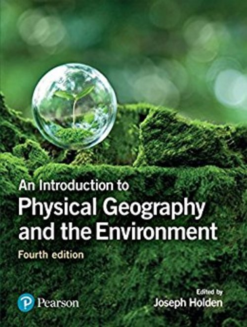 Product picture An Introduction to Physical Geography and the Environment