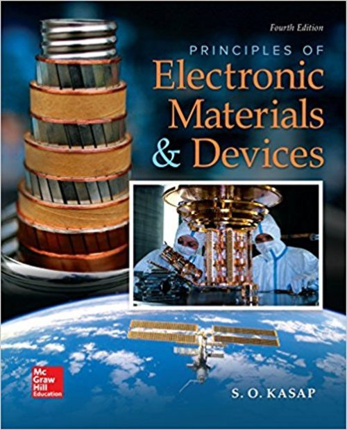 Product picture Principles of Electronic Materials and Devices 4th Edition