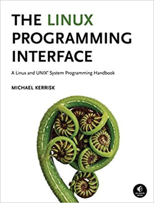 Product picture The Linux Programming Interface Handbook