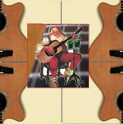 Product picture Christmas Traditional Music Guitar Songbook, lyrics and chords 36 songs