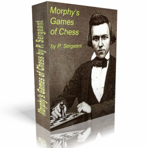 Thumbnail Morphy's Games Of Chess by Philip w. Sergeant Algebraic eBook