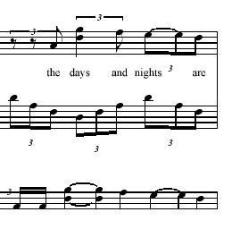 Product picture R.E.M. & U2 piano sheet music score REM
